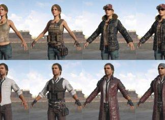 PlayerUnknowns Battlegrounds Charakteranpassung