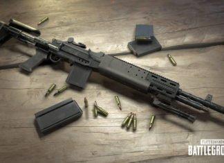 PlayerUnknowns Battlegrounds Neues Gewehr MK14 EBR