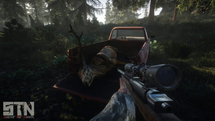 Survive the Nights Backer Release