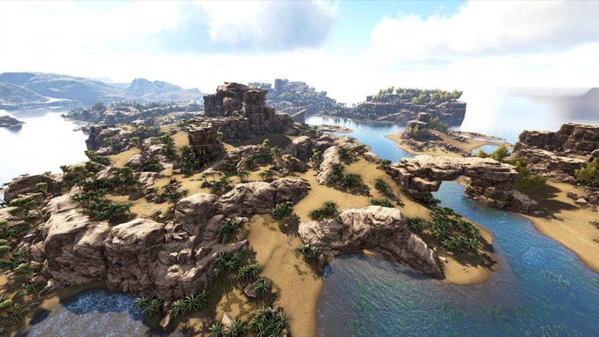 ARK - Ragnarok Mod Update