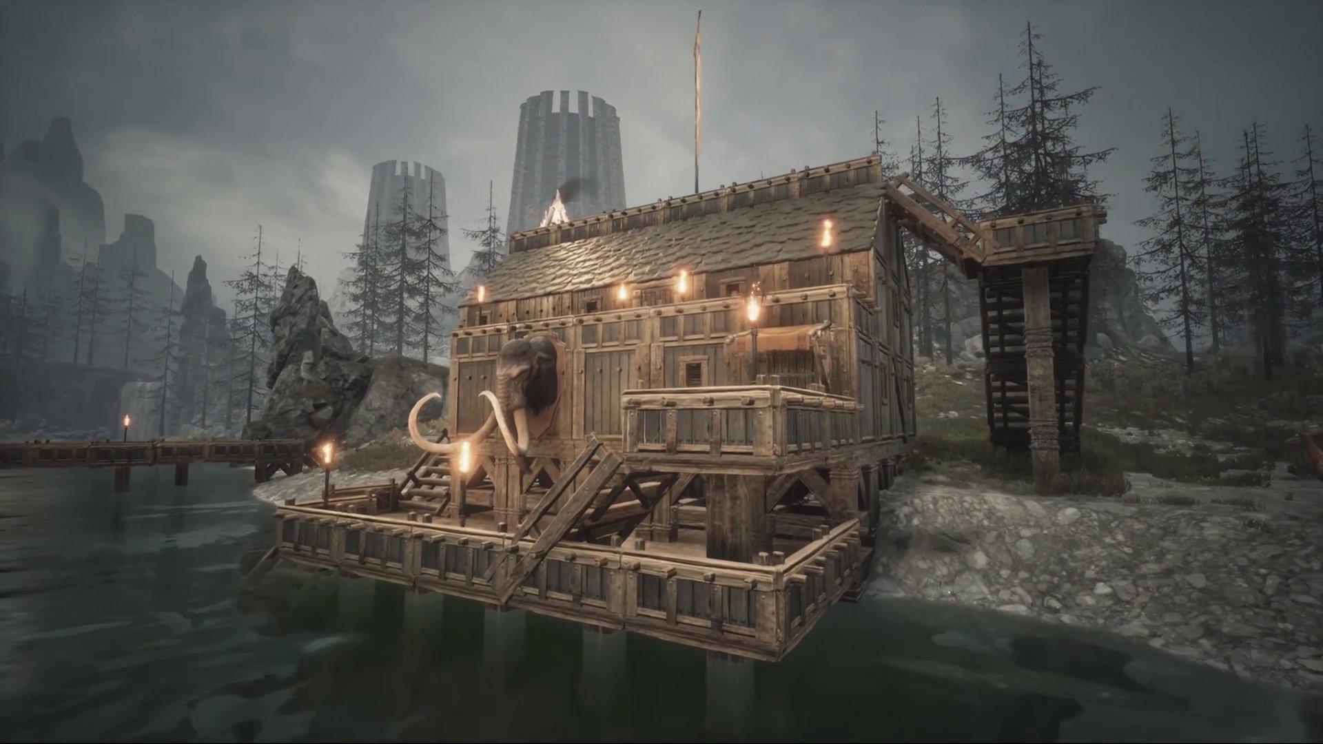Conan Build Fallout
