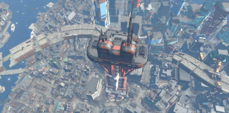 Fallout 4 - Mass Fusion