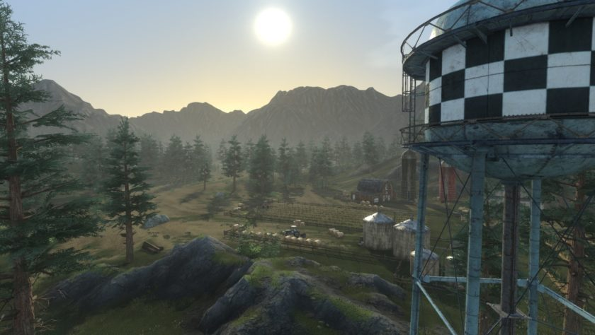 H1Z1 Just Survive - Badwater Canyon Locations