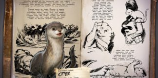ARK Dino Dossier Otter und ARK Digest 47