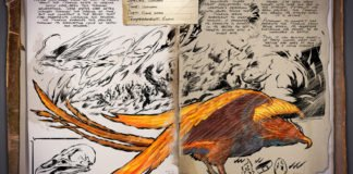 ARK Survival Evolved Phoenix Dossier und Digest 48