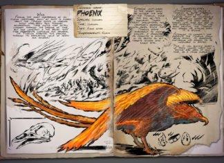 ARK Survival Evolved Phoenix Dossier und Digest 48