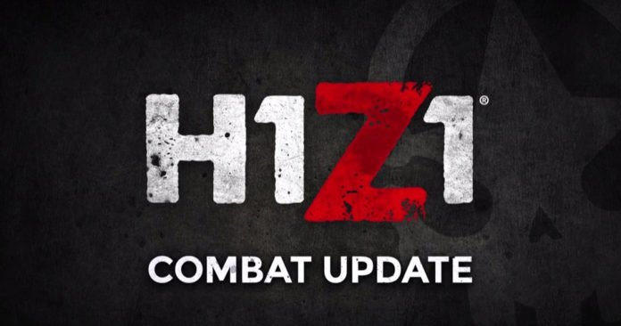 H1Z1: King of the Kill Combat Update