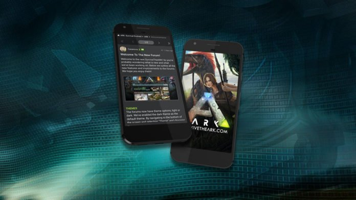 ARK: Survival Evolved Community App