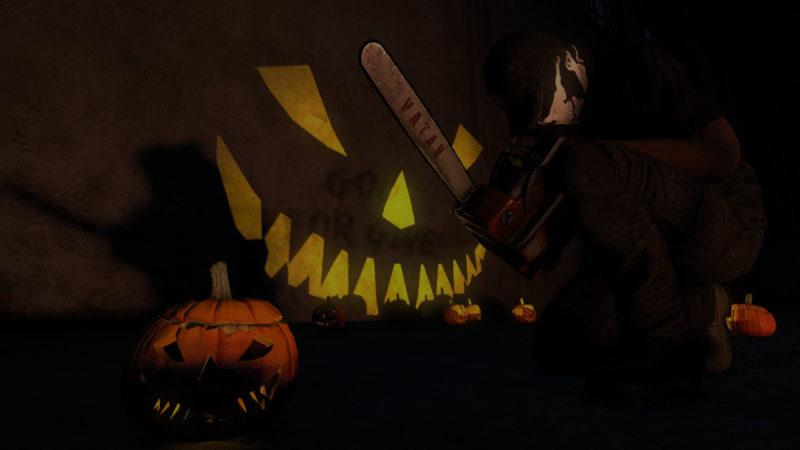 DayZ Halloween Event 2017