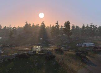 Just Survive neue Kartenabschnitt, neue Waffen und Items