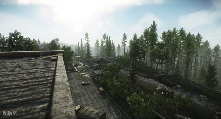 Escape from Tarkov - neue Shoreline Screenshots