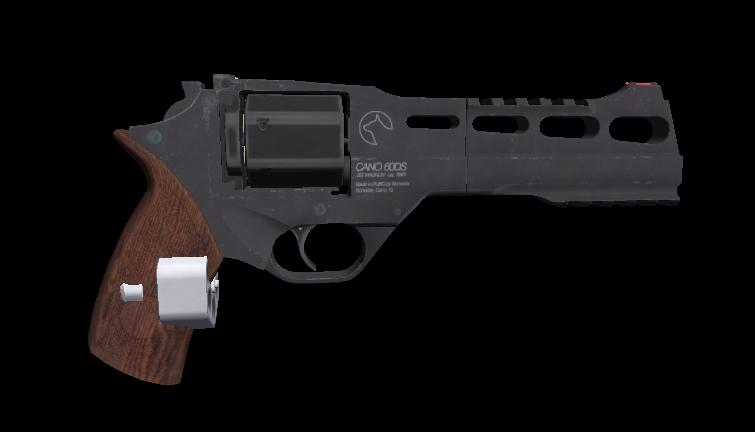 PUBG Rhino Revolver