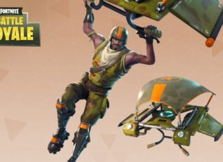 Fortnite: Battle Royale Patch 1.8.2