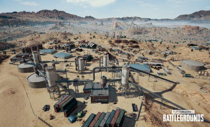 PUBG Wüstenkarte Miramar