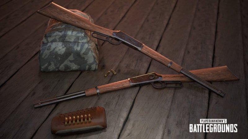 PlayerUnknown's Battlegrounds Winchester 1894