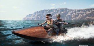 PlayerUnknown's Battlegrounds Aquarail