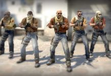 Counter-Strike: Global Offensive BR Modus