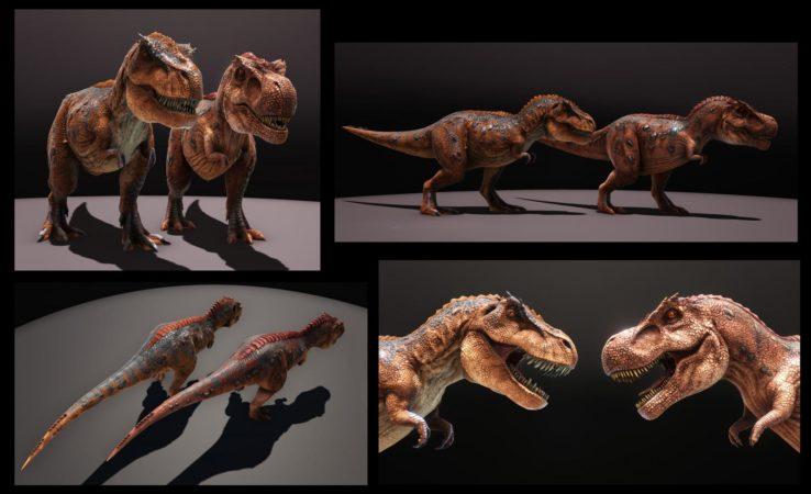 ARK Dino TLC - T-Rex