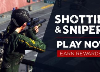 H1Z1 Event Shotties & Snipers