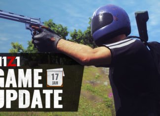 H1Z1 Game Update vom 17.01.2018