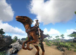 ARK Dino TLC Teil 2 Raptor und Sarcosuchus
