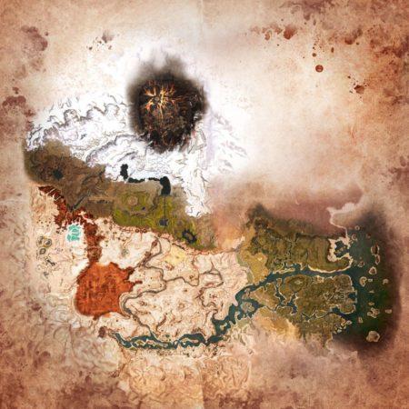Conan Exiles Vulkan und Sumpf