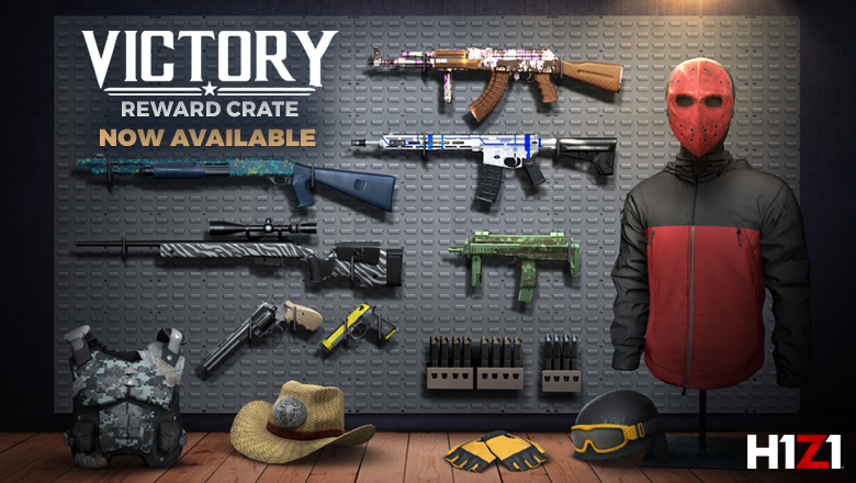 H1Z1 Victory Crate