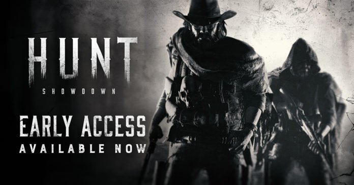 Hunt: Showdown Steam Early Access