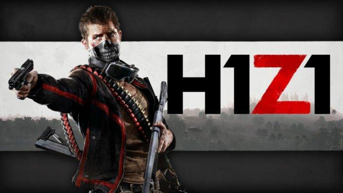 H1Z1 Game Update vom 5. Februar 2018