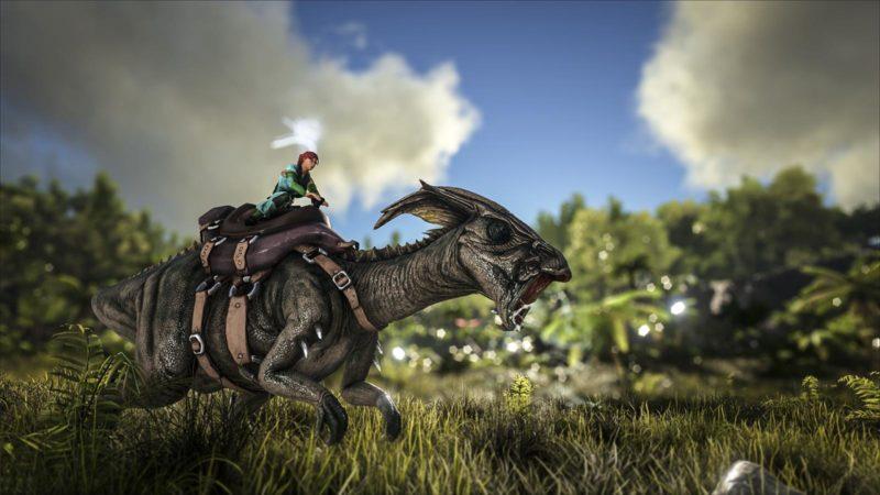 ARK Dino TLC 2 - Parasaurus