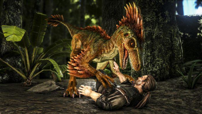 ARK Dino TLC 2 - Raptor