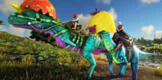 """ARK: Survival Evolved Oster-Event """"Eggcellent Adventure"""""""