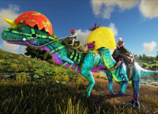 "ARK: Survival Evolved Oster-Event ""Eggcellent Adventure"""