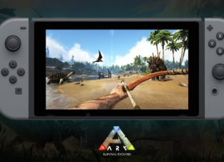 ARK: Survival Evolved Nintendo-Switch Version