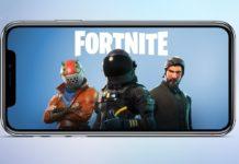 Fortnite: Battle Royale Mobile