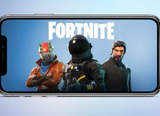 Fortnite: Battle Royale Mobile