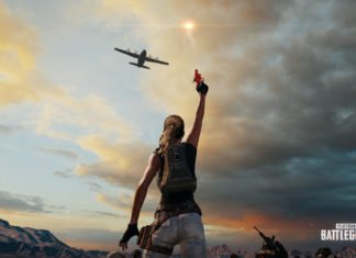 PlayerUnknown's Battlegrounds - Flare Gun Event-Modus