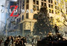 World War Z Zombiehorden