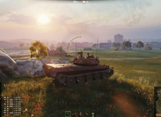 World of Tanks Battle Royale