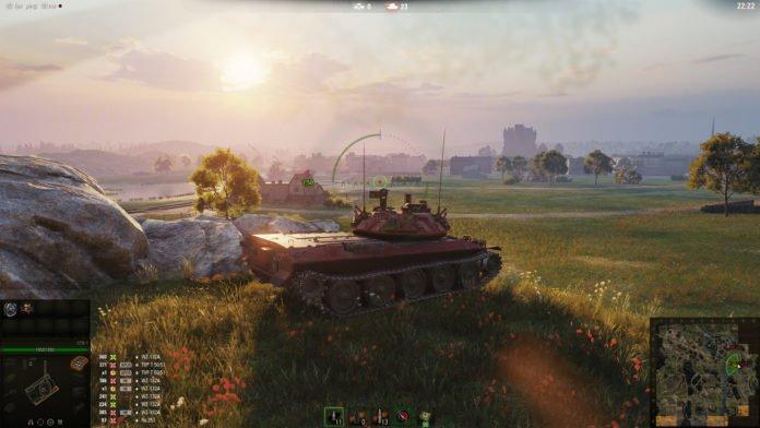 World of Tanks Battle Royale