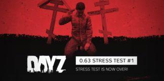 DayZ 0.63 Stresstest #1