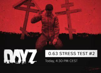 DayZ 0.63 Stresstest #2