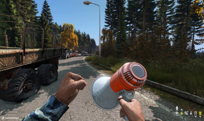 DayZ - Statusreport vom 13. April 2018 - Megaphone