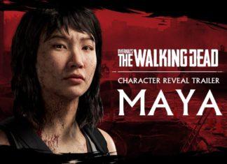 Overkill's The Walking Dead Maya