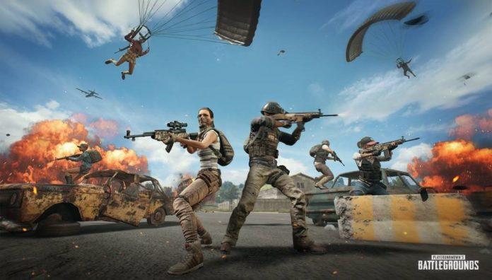 PlayerUnknown's Battlegrounds 'War Mode' Event-Modus