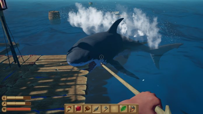 Raft Steam Early-Access