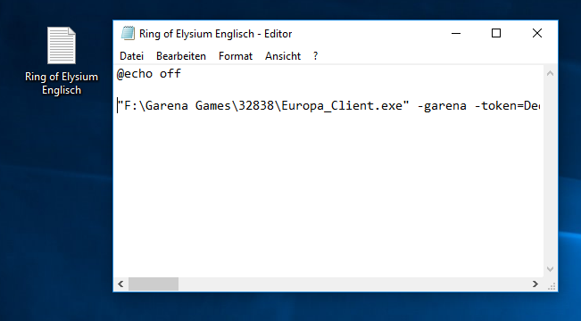 Ring of Elysium - Installations- und Sprachen-Guide
