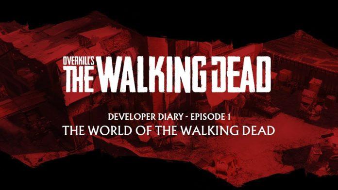 OVERKILL's The Walking Dead - Dev Diary #1 - Georgetown
