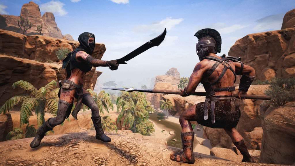 Kletterausrüstung Conan Exiles : Conan exiles eine early access reise geht zu ende survival