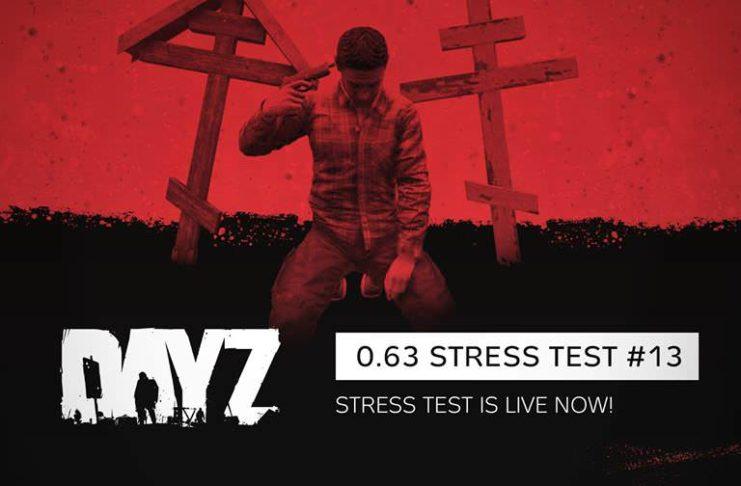 DayZ 0.63 Stresstest